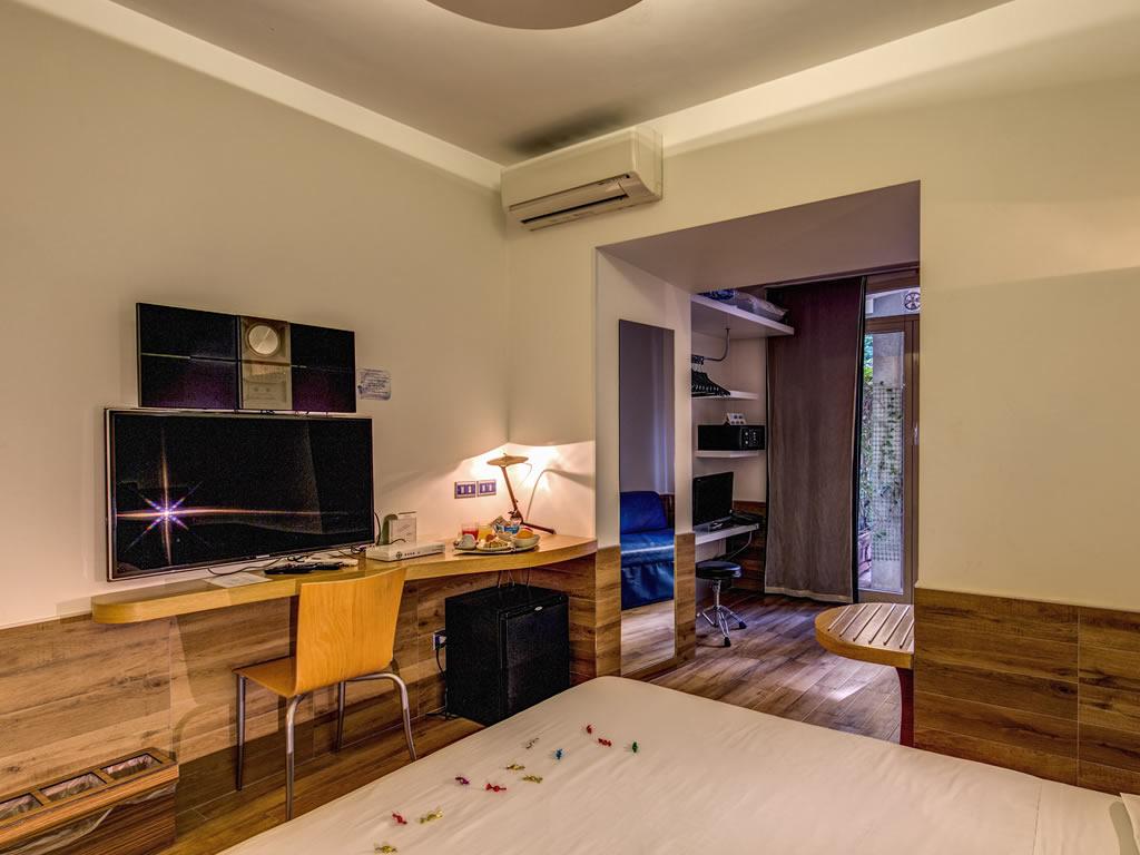 Hotel Franklin Feel Sound Roma